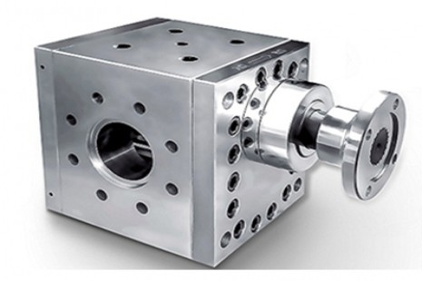 Standard type extrusion gear pump